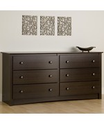 Six-Drawer Dresser - Fremont