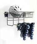 The Skate Rack and Storage Basket