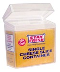 Sliced Cheese Storage Container