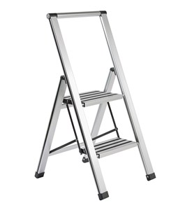 Slim Step Ladder Image