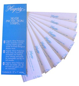 Hagerty Silver Protection Strips (Set of 8) Image