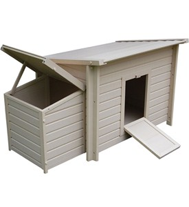 Small Chicken Coop Image