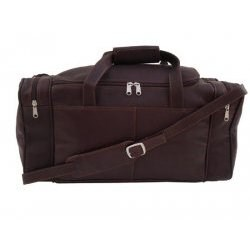 17 Inch Duffle Bag - Cowhide Leather by Piel Leather Image