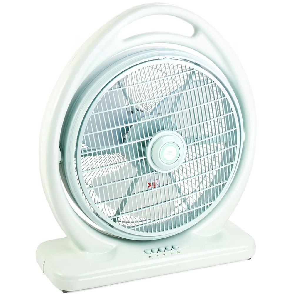 Mini Electric Fans : Small electric fan inch in fans