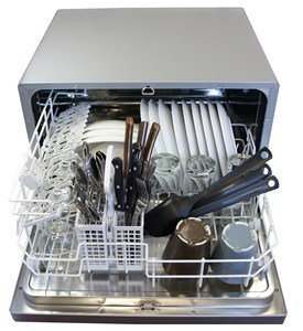 Small Portable Dishwasher Image