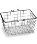Small Wire Basket with Handles