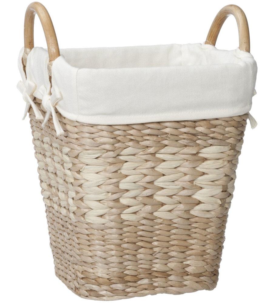 ... Small Woven Waste Basket · Pebblz Plastic Bath Wastecan ...