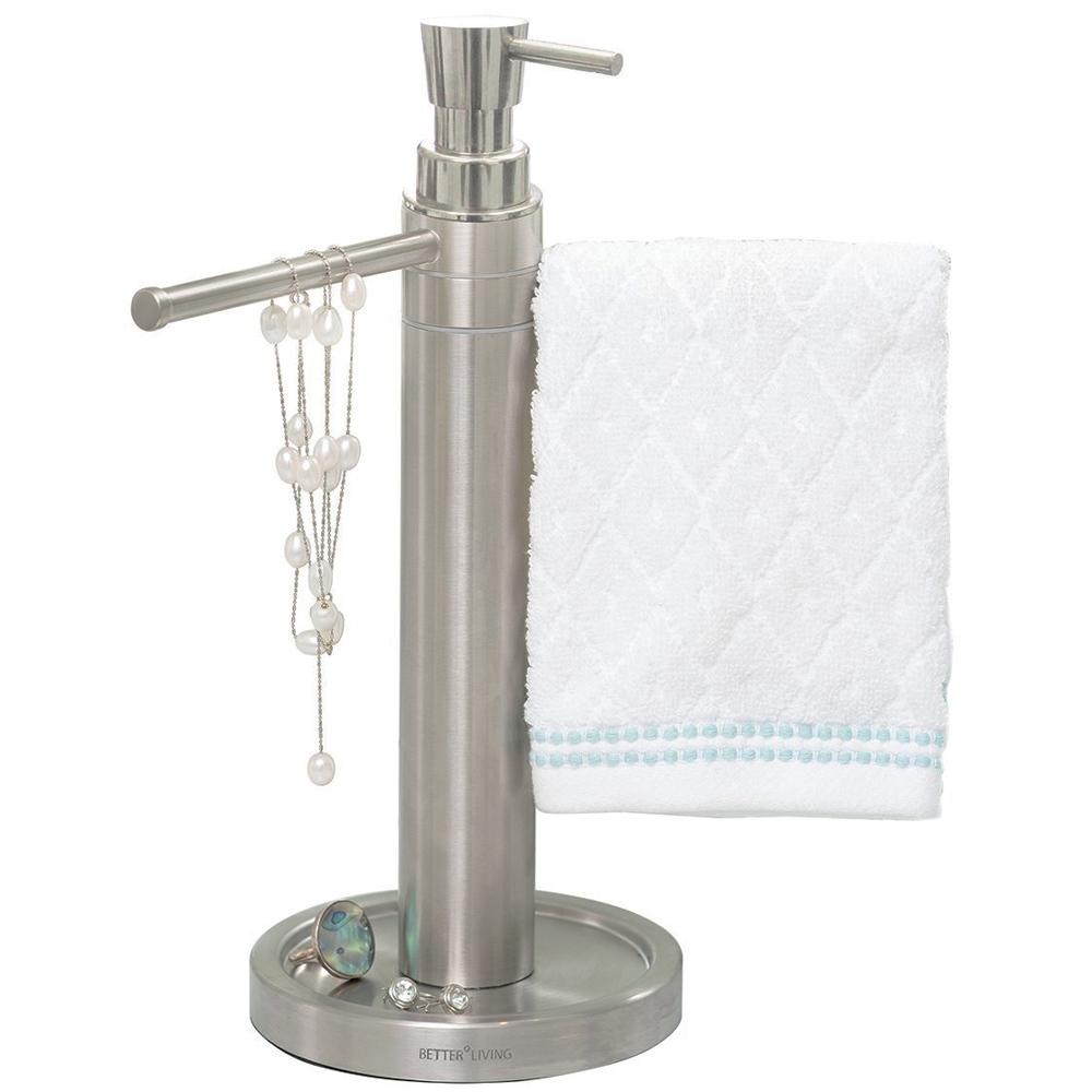 Soap Dispenser Towel Tree In Soap Dispensers