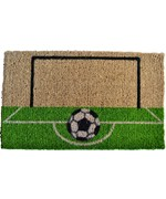 Soccer Field Mat by Imports Decor
