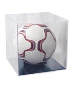 Acrylic Basketball and Soccer Ball Display Case