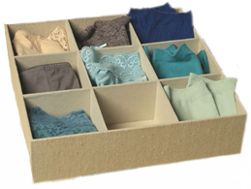 Sock Drawer Organizer In Closet Drawer Organizers