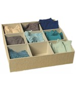 Sock Drawer Organizer