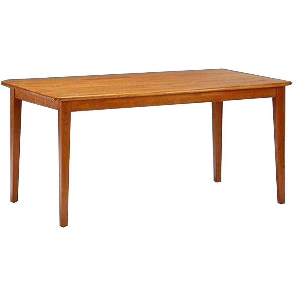 Solid Hardwood Shaker Dining Table By Boraam In Dining Tables
