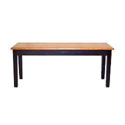 Solid Hardwood Shaker Dining Bench by Boraam Image