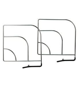 Wire Shelf Dividers (Set of 2) Image