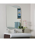 Sonia Wall Mirror by Decor Wonderland