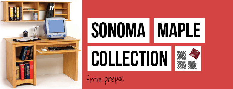 Sonoma Maple Furniture Collection