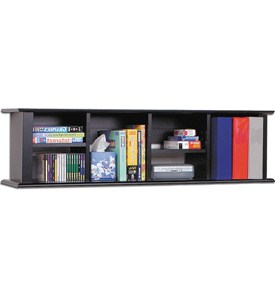 Sonoma Wall Hutch - Black Image