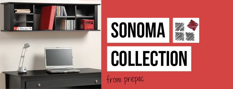 Sonoma Black Furniture Collection