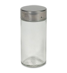 Glass Spice Bottle Image