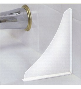 Bath Tub Splash Guards (Set of 2) Image