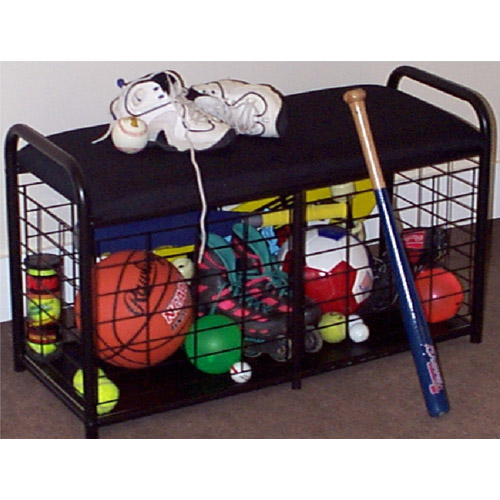 Sports Bench Organizer Image