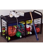 Sports Equipment Organizers And Storage Racks At Organize It