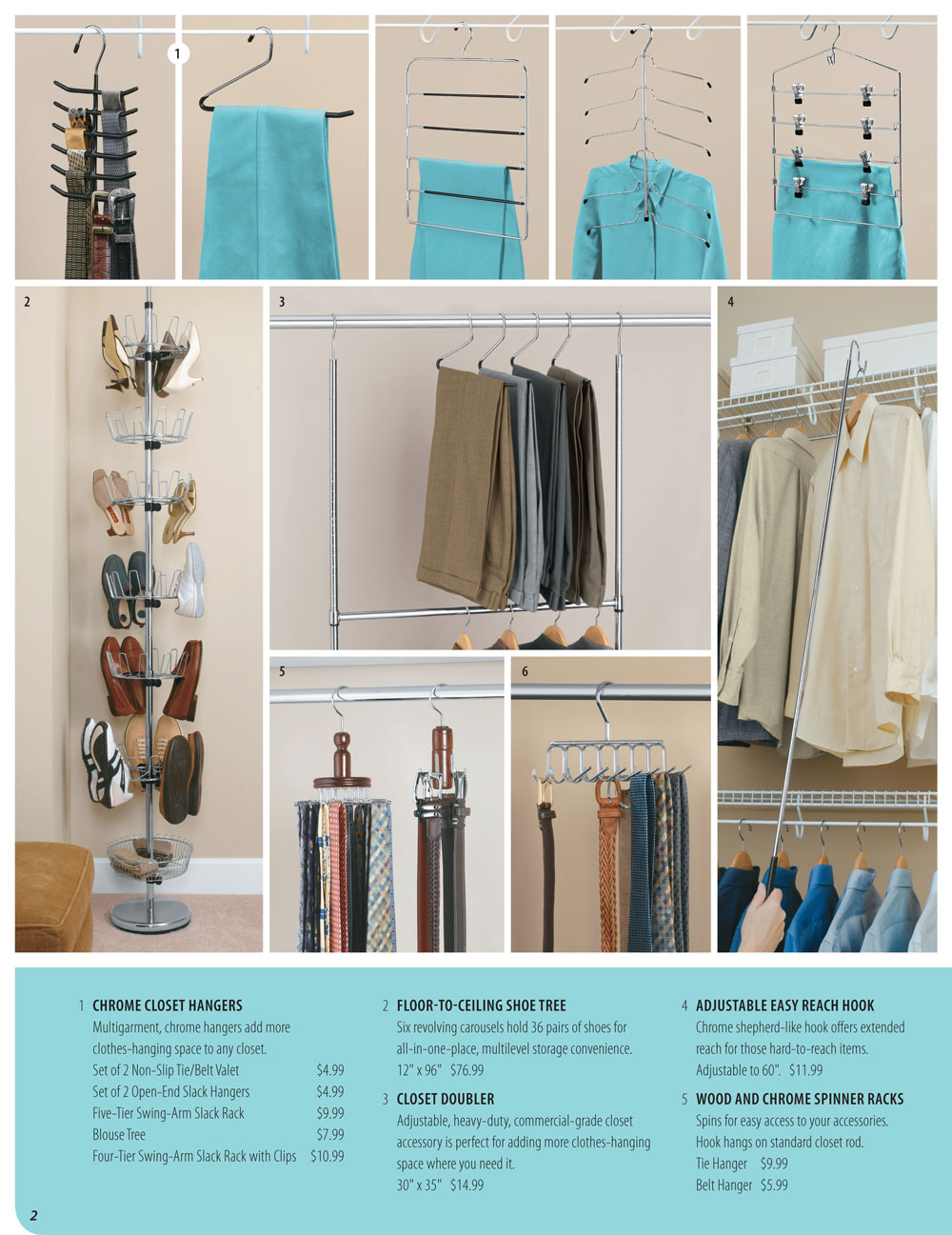 Organize It Catalog Page 1