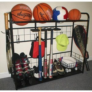 Sports Equipment Organizer Image