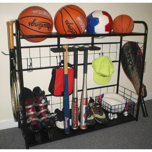 ... Storage Stand · Sports Equipment Organizer
