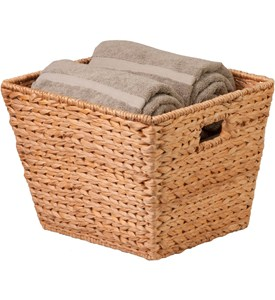 Square Wicker Basket Image