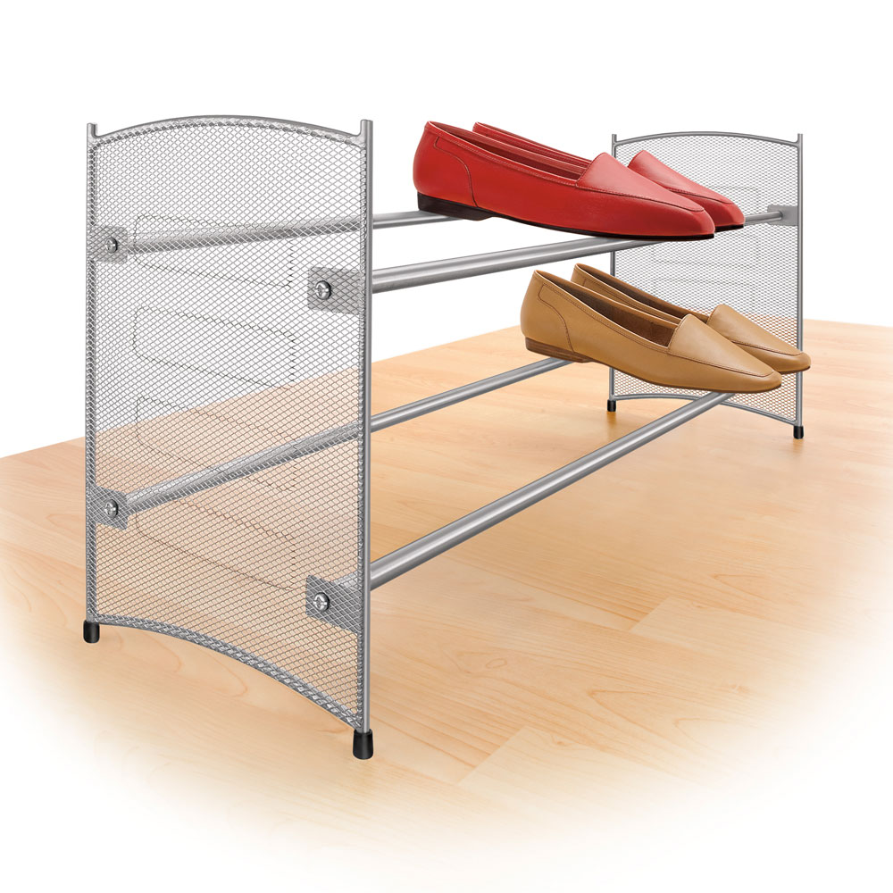 Shoe Rack  Inches Wide