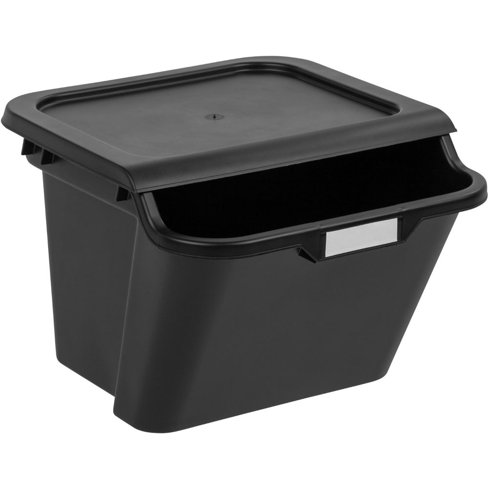 Price: $9.99, Stackable Recycle Bin