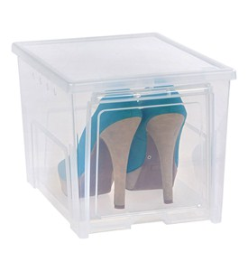 Womens Shoe Box - Easy Access Image