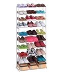 Stackable Shoe Rack - 30 Pair