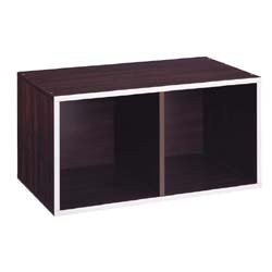 Stackable Storage Cubes - Double Cube - 30 Inch Image