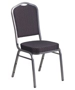 Stacking Banquet Chair - Crown Back