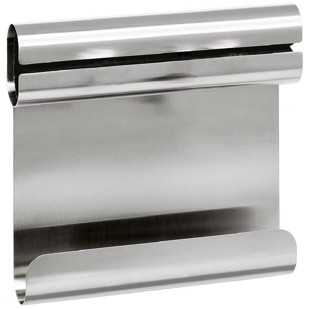Stainless Key Holder With Shelf In Key Organizers