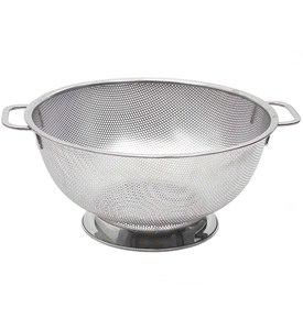Stainless Steel Colander Image