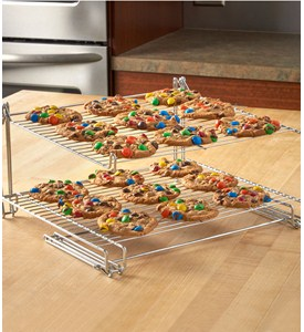Betty Crocker Stainless Steel Cooling Rack Image