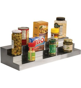 Stainless Steel Kitchen Shelf Image