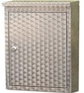 Stainless Steel Locking Mailbox