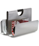 Stainless Steel Magazine Holder