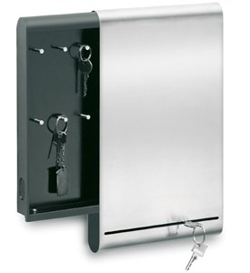 Stainless Steel Magnetic Board - Key Safe Image
