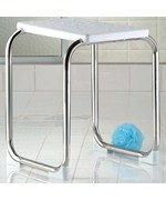 Stainless Steel Shower Bench