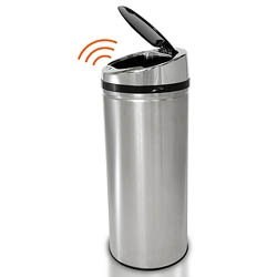 Stainless Steel Touchless Trashcan by Itouchless Image