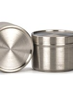 Stainless Steel Tin