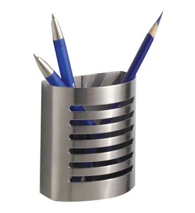 Stainless Magnetic Pencil Cup Image