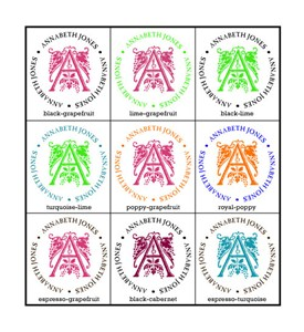 PSA Essentials Stamp Ink Refill - Two-Color Image