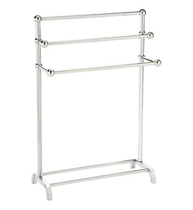 Stand Alone Towel Rack Image